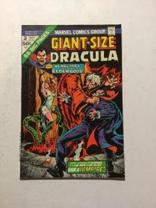 Giant-Size Dracula 2 FN Fine 6.0