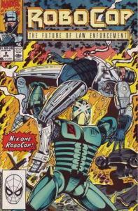 Robocop (Marvel) #2 VF/NM; Marvel | save on shipping - details inside