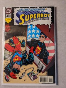 Superboy #4 NM DC Comics