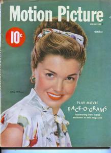 Motion Picture-Esther Williams-Ann Baxter-Jean Arthur-Oct-1948