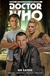 Doctor Who: The Ninth Doctor HC #4 VF/NM; Titan | save on shipping - details