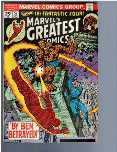Marvel's Greatest Comics #52 (1974)