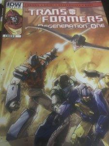 IDW Transformers #98 Mint