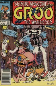 Groo the Wanderer #31 (Newsstand) VF; Epic | save on shipping - details inside