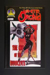 White Orchid # 3 1996 Atlantic Comics