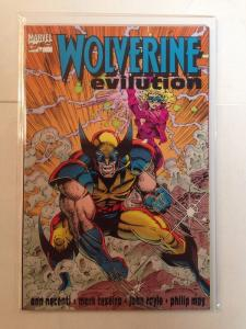 Wolverine Evilution Near Mint Nocenti Texeira