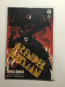 Grendel Batman Devils Dance Near Mint Nm Dc Comics Dark Horse