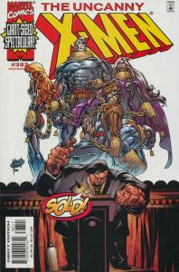 Uncanny X-Men, The #383 VF/NM; Marvel   save on shipping - details inside