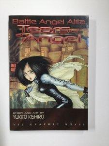 Battle Angel Alita: Tears Of An Angel Tpb Softcover Sc Nm Viz Graphic Novel