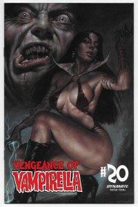 Vengeance Of Vampirella #20 Cvr A Parrillo (Dynamite, 2021) NM
