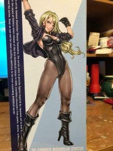 Black Canary 2nd Edition Stylized by Shunya Yamashita