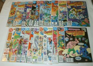 Captain Carrot and His Amazing Zoo Crew #1-20, 1st app. NTT 16  (set of 21)