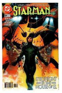 STARMAN #51-comic book-NM-HIGH GRADE-House of El