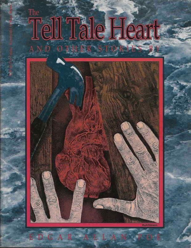 Tell Tale Heart and Other Stories #1 VF/NM; Fantagraphics | save on shipping - d