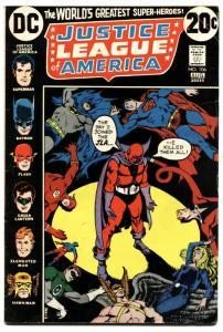 JUSTICE LEAGUE OF AMERICA #106-DC-BATMAN/SUPERMAN VG.