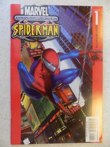 ULTIMATE SPIDER-MAN # 1 FIRST PRINT RARE HARD TO FIND