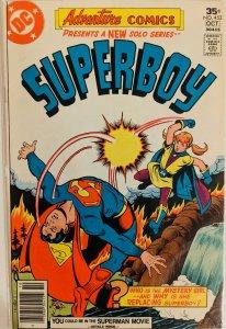 Adventure Comics #453 (1977) F
