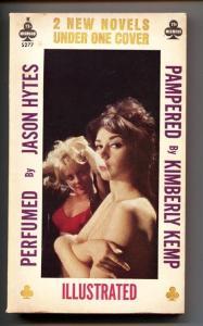 Perfumed/Pampered Paperback-MIDWOOD-Rare FRANK FRAZETTA-1963