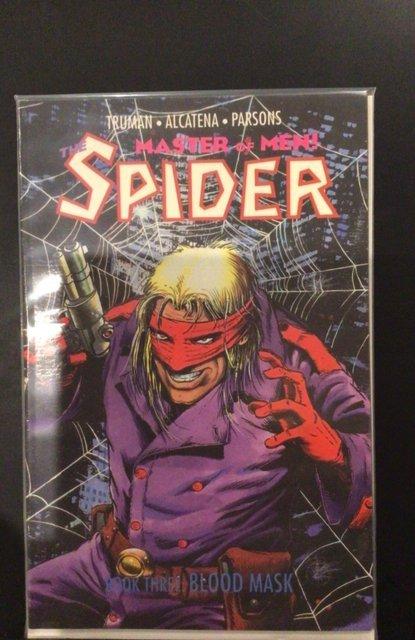 Spider #3 (1991)