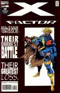 X-FACTOR (1986 Marvel Comics) #100