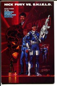 Nick Fury vs. S.H.I.E.L.D.-Book 3-Bob Harras-TPB-trade