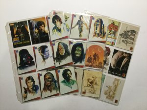 Topps 1993 Star Wars Galaxy 1-365 Complete Card Set Series 1 2 3 Lucasfilm Ltd