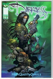 DARKNESS #7, NM, David Wohl, Marc Silvestri, 1996, more in store
