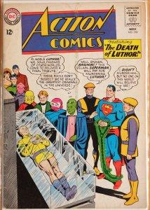 Action Comics #318 (1964) Good+ 2.5