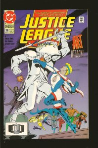 DC Comics Justice League Europe #38 May (1992)