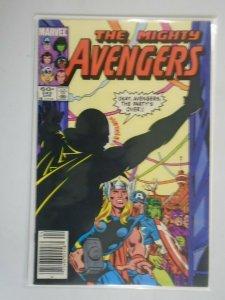 Avengers #242 Newsstand edition 6.0 FN (1984 1st Series)
