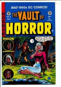 Vault Of Horror-#8-1994-Russ Cochran-EC reprint