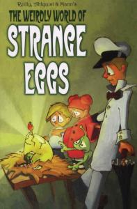 Weirdly World of Strange Eggs, The #1 VF/NM; Amaze Ink | save on shipping - deta
