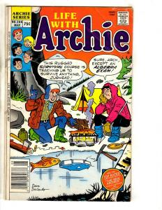 Lot Of 5 Archie Comic Books Life With 266 128 11 277 + Betty's Diary 12 J305