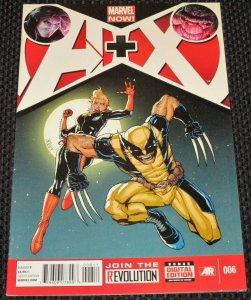 A+X #6 (2013)