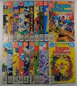 Legion of Super-Heroes 19 DC Comics Superboy