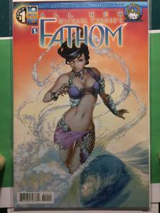 Michael Turner's Fathom #1 vol 5