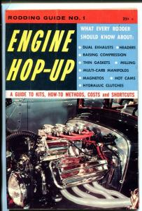 ENGINE HOP-UP #1-04/1958-HOT RODS-MECHANICAL INFO-SOUTHERN STATES-vg/fn