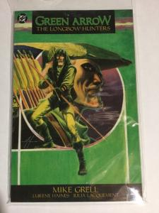 Green Arrow The Longbow Hunters Tpb NM Near Mint Dc Comics