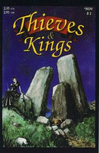 Thieves And Kings #2 VF/NM; I Box | save on shipping - details inside