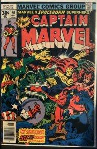 Captain Marvel #50 (1977)