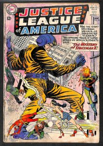 Justice League of America #20 (1963)