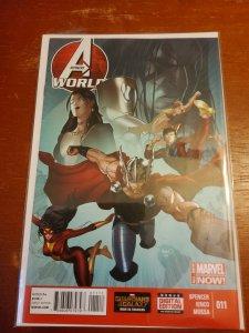 Avengers World #11 (2014)