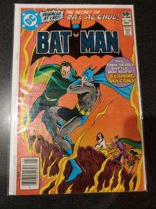 BATMAN #335 RA'S AL GHUL ISSUE VF+/NM-