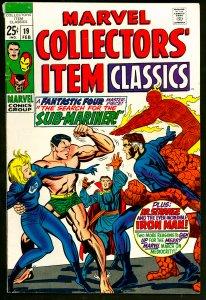 Marvel Collectors Item Classics #19