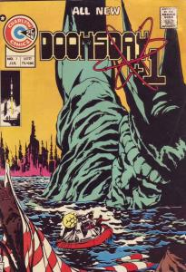 Doomsday + 1 #1 (Dec-75) VF High-Grade