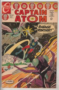 Captain Atom #88 (Oct-67) VF+ High-Grade Captain Atom, Nightshade