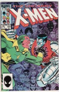 X-Men #191 (Mar-85) VF/NM High-Grade X-Men