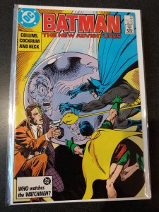 BATMAN #411 HIGH GRADE TWO-FACE