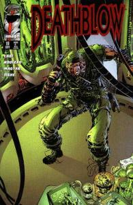 Deathblow #19 VF/NM; Image | save on shipping - details inside