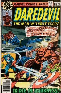 Daredevil 155 VF  (Mar. 1978)
